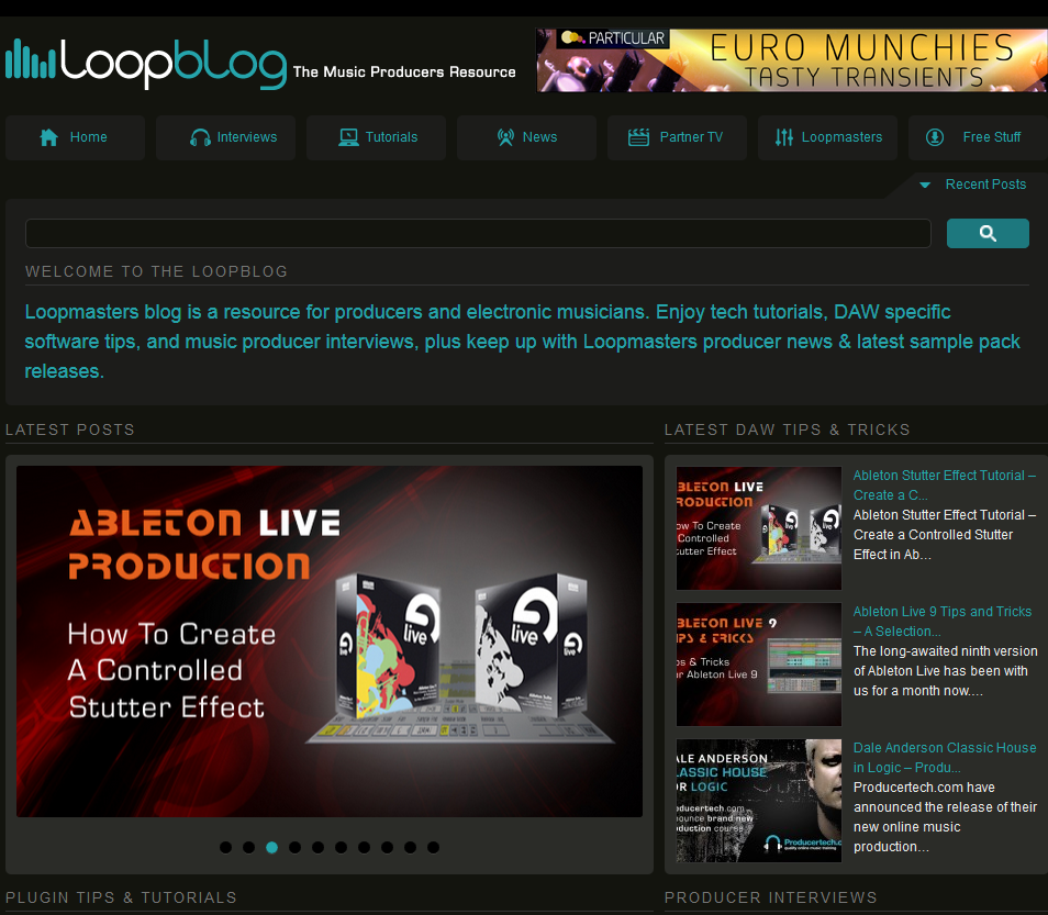 Loopblog