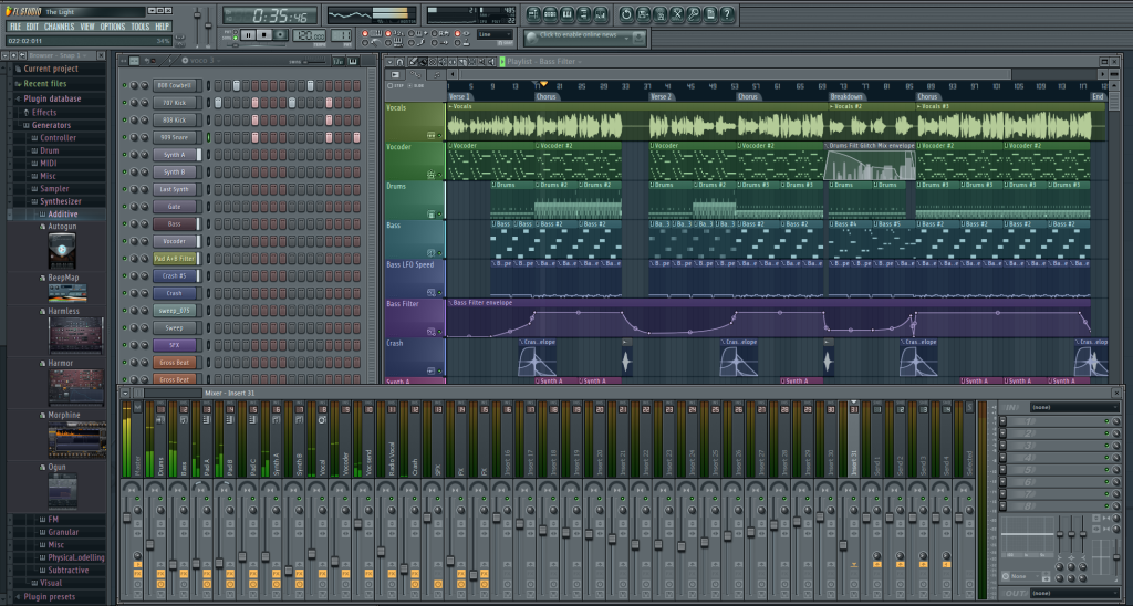FLStudio11_TheLight