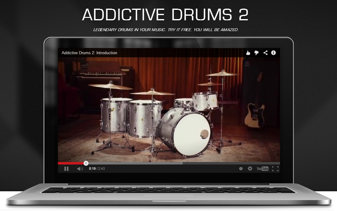 addictive drum torrent