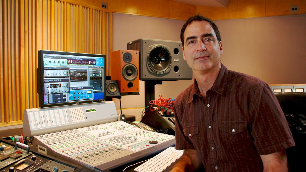 Interview: Mixer - Tony Maserati